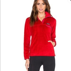 PATAGONIA | re-tool snap t in classic red small